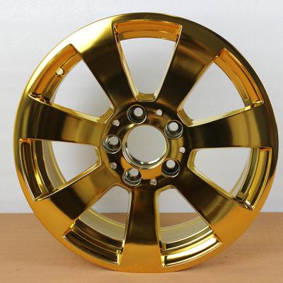 小小轮毂电镀流露出车主品质!_志琦轮毂电镀
