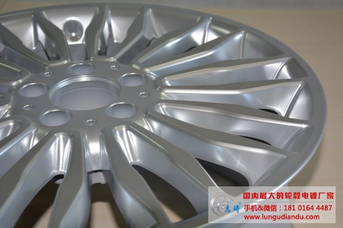 立邦打造汽车涂料高端轮毂电镀银产品_志琦轮毂电镀