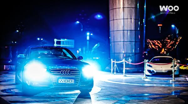 奥迪S5车汽车轮毂电镀改色_志琦轮毂电镀