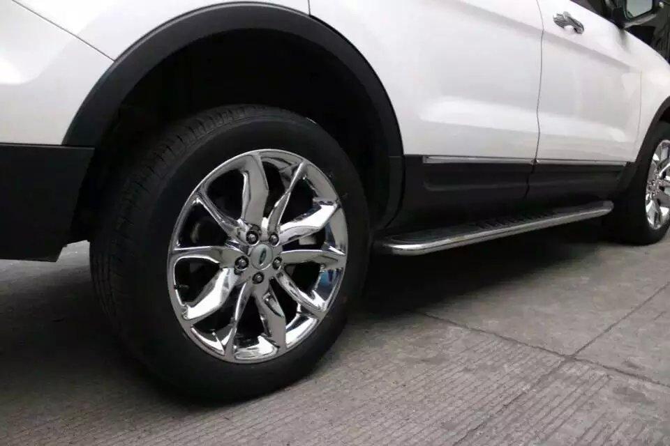 过年啦,也给爱车轮毂修复电镀改改色!!_志琦轮毂电镀