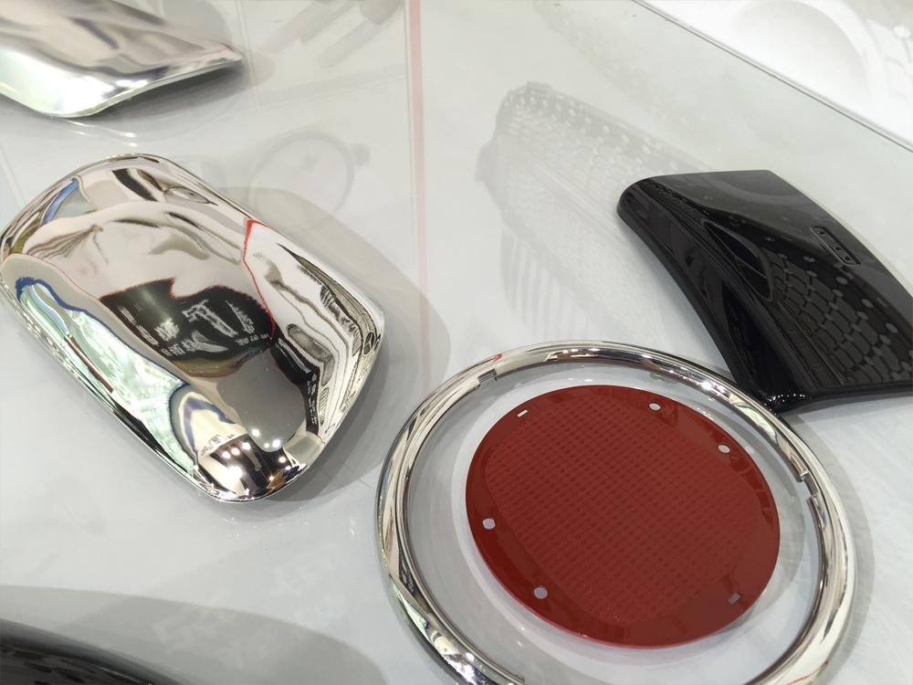 志琦世博展览馆参展中国国际轮胎博览会_志琦轮毂电镀