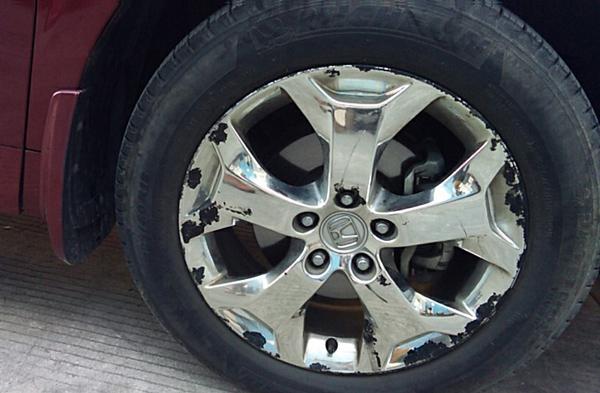 汽车轮毂保养不得不说的几个小秘密_志琦轮毂电镀